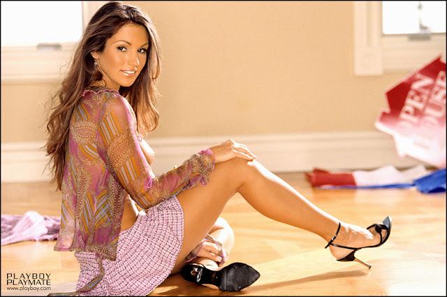 Playboy Model Jamie Westenhiser
