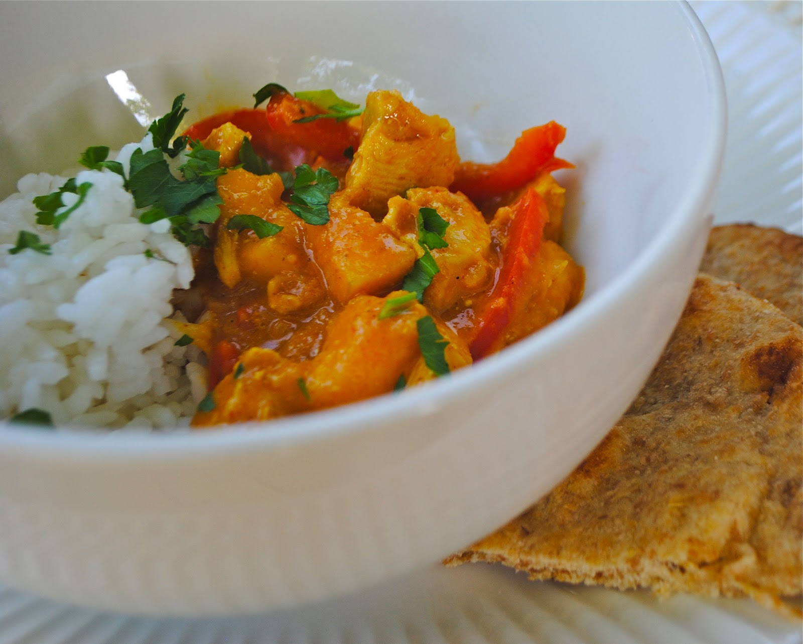 Recipe Doodle: MANGO CHICKEN CURRY and CHICKEN PAPRIKASH