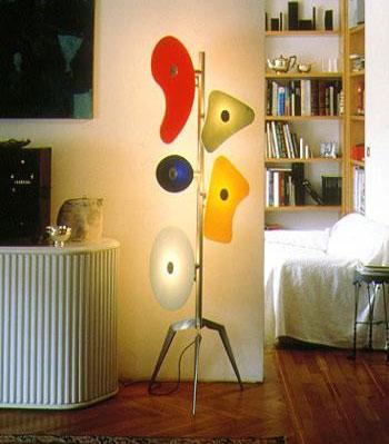 thebazaarLista: Orbital Floor Lamp I FOSCARINI I SALE