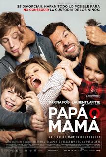 Papá o mamá (2015) Online