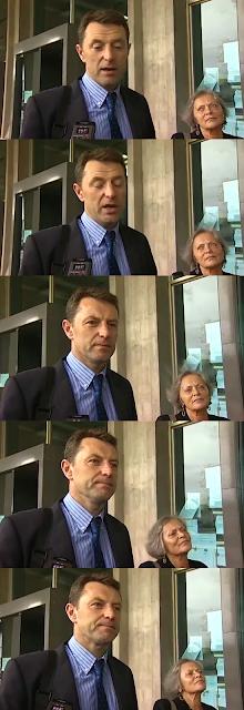 Gerry McCann and Isabel Duarte at Lisbon Court