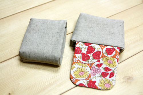 Business card holder tutorial diy tutorial ideas sewing fabric gift card or business card holder tutorial diy in pictures reheart Image collections