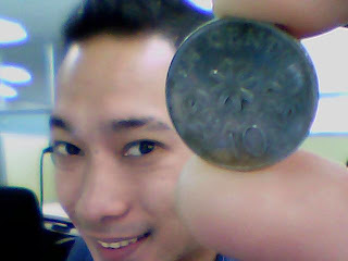 Day 25: 10 Cent Singapore Coin Front