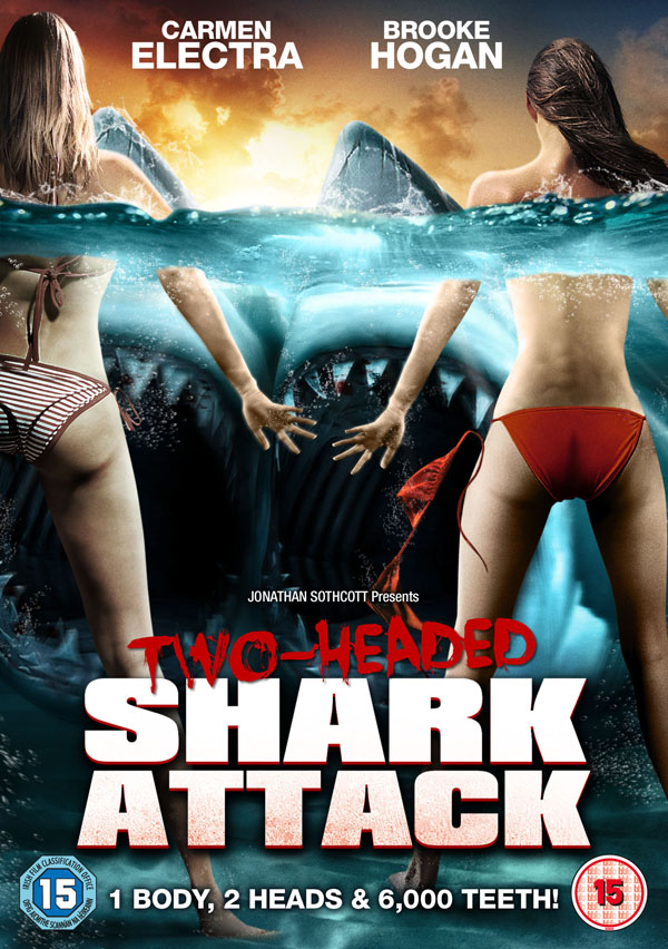 L'Attaque du requin à deux têtes (2-Headed Shark Attack)