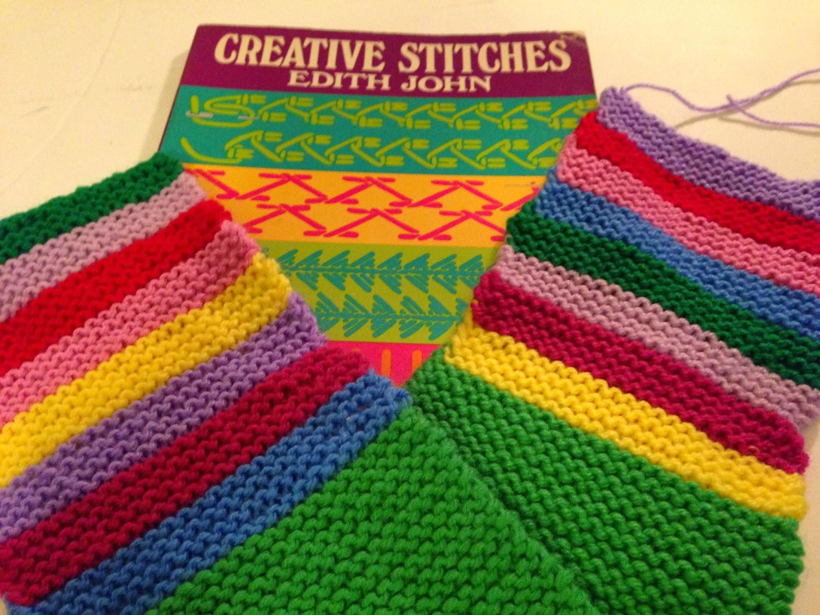 Wildflower Wool Knits Lazy Daisy Stitch Embellishing