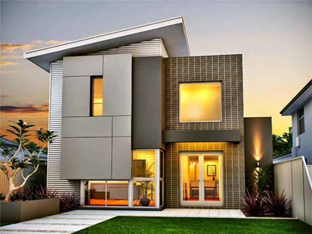 kumpulan desain rumah minimalis modern design rumah