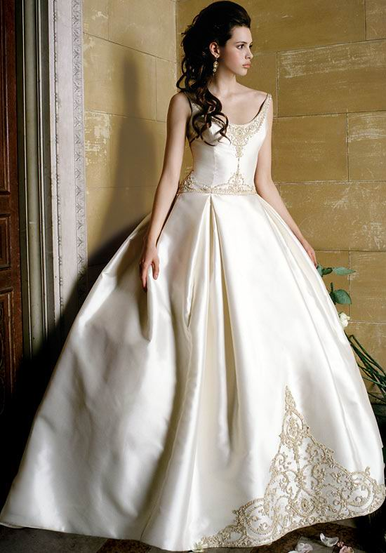 Vintage Couture Wedding Dress Designs For You Ideas | Wedding ...