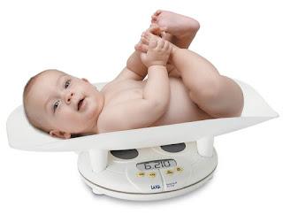 cara menurunkan berat badan balita