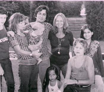 Shashi kapoor's family
