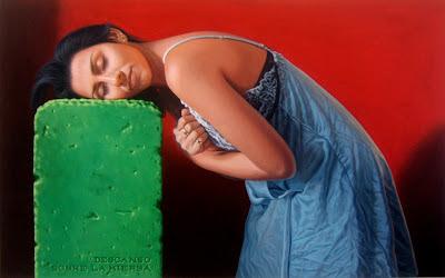 mujer-dormida-pintada-al-oleo