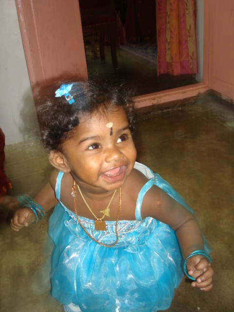 My Friend Udaya's Daughter Kanishka 3