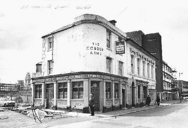 Now who remembers the Cobden Arms?