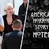 'AHS Hotel': Lady Gaga en el set de grabación en Los Ángeles - 16/09/15