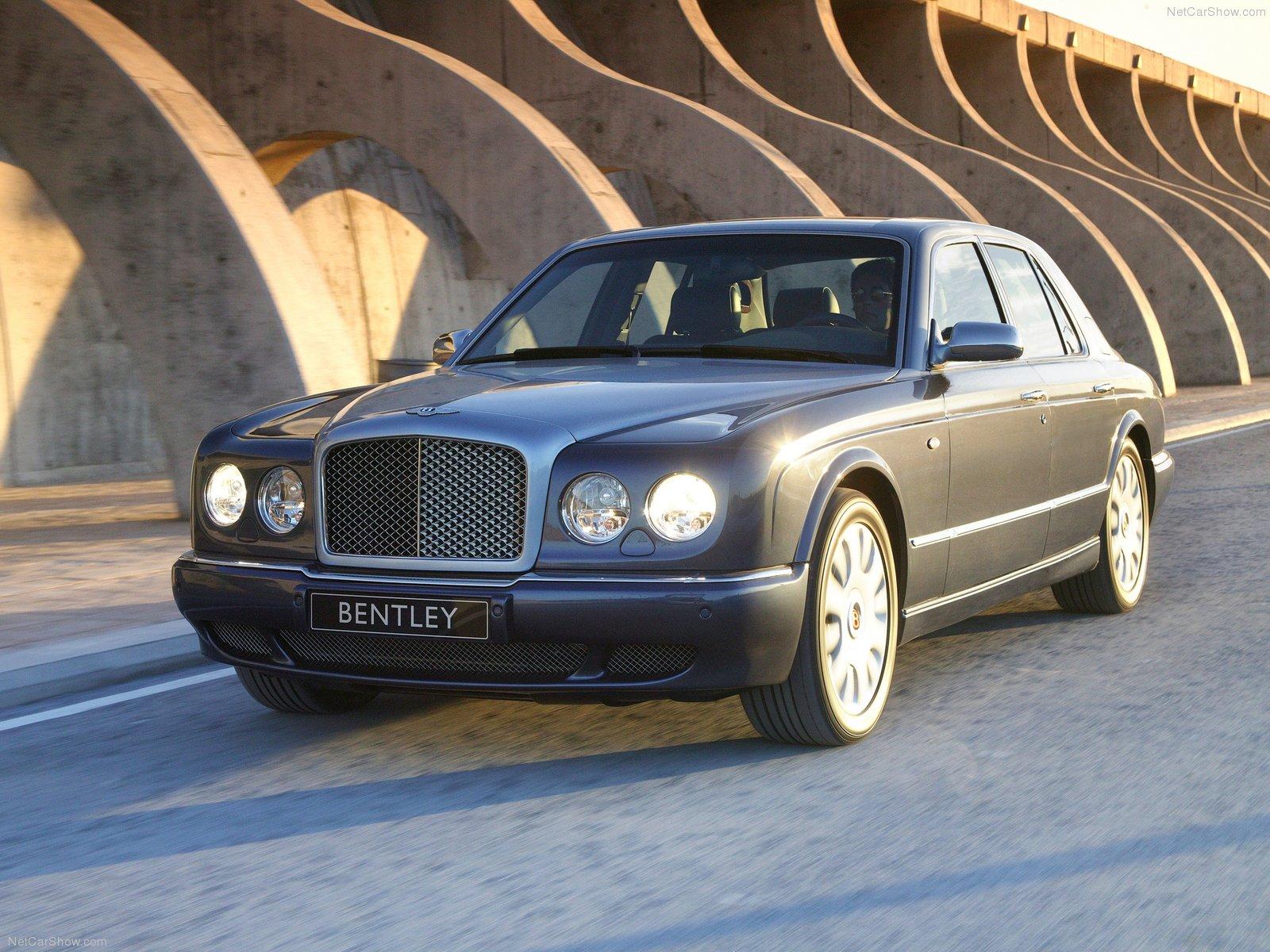 Hình ảnh xe ô tô Bentley Arnage R 2005 & nội ngoại thất