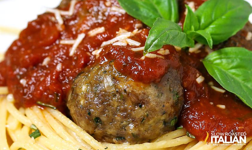 http://theslowroasteditalian-printablerecipe.blogspot.com/2014/10/big-boy-meatballs-and-spaghetti.html