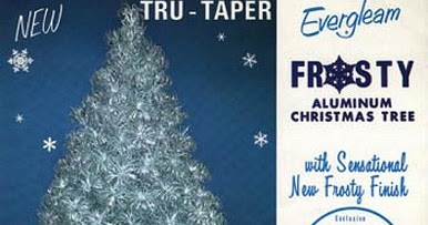 View from the birdhouse: did you know tuesday: aluminum christmas trees