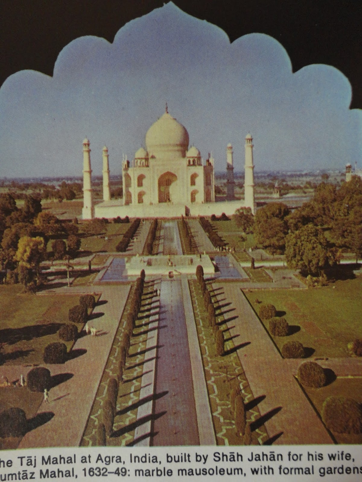 SUSTAINABLE LIVING INSTITUTE (SAVE): TAJ MAHAL, TOMBS ...