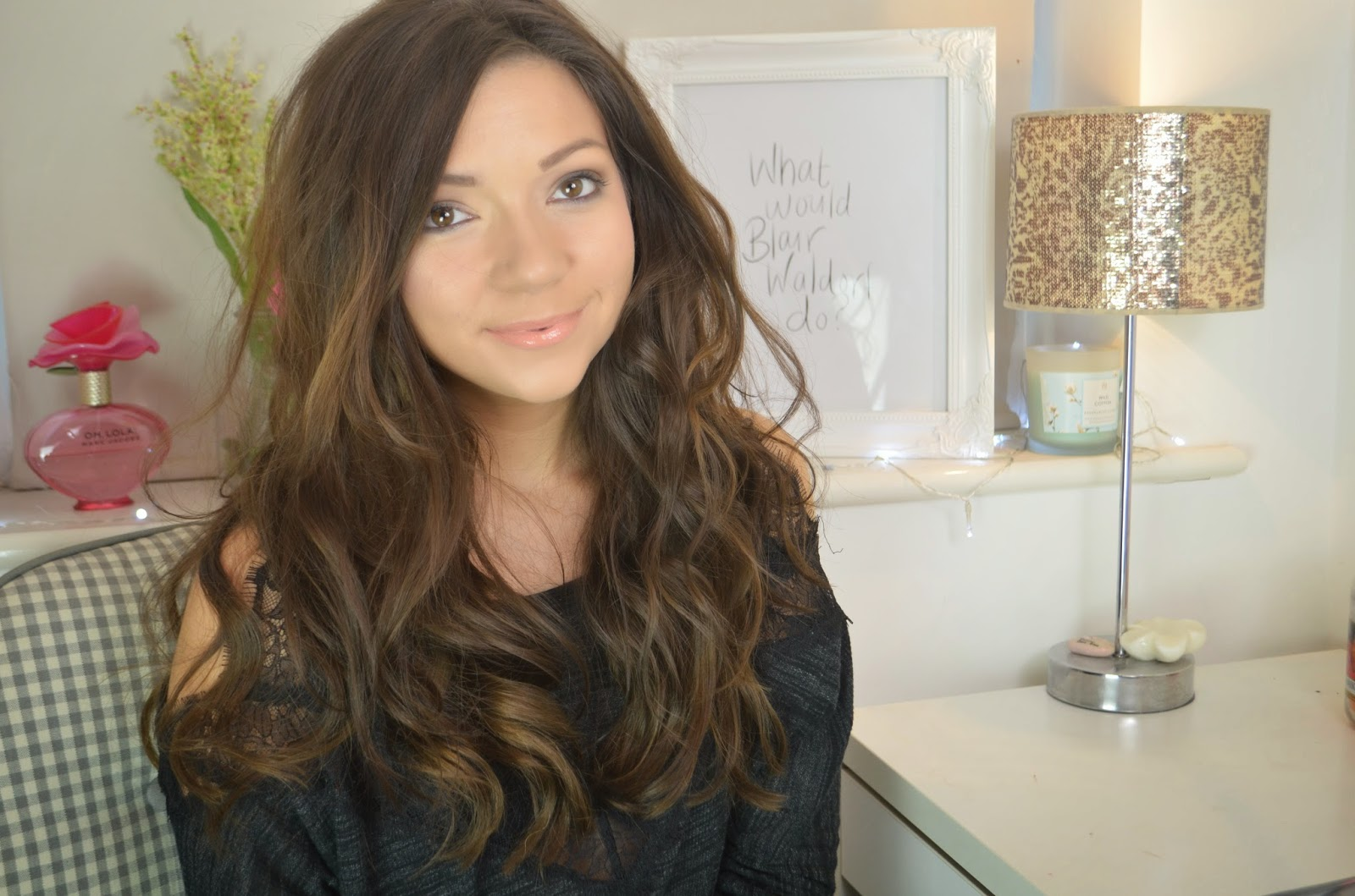 How To Get Victoria S Secret Angel Hair Ghd Curve Review
