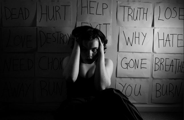 How can I get out of a depressive mood?