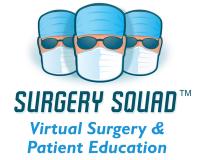 Surgery Squad ロゴ