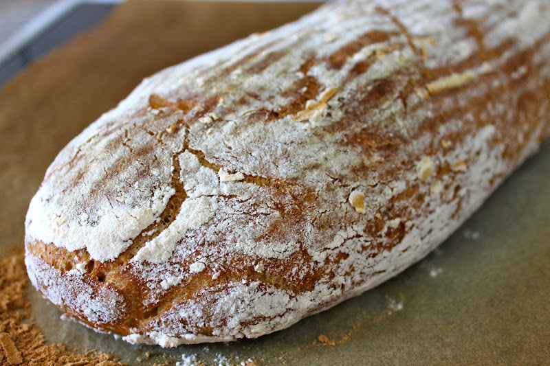 koldhævet franskbrød