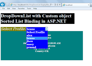 DropDownList-with-custom-object-Sorted-List-Binding