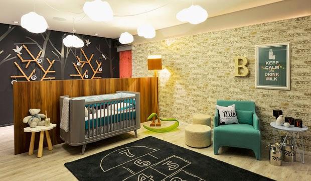 5 opciones para decorar dormitorios de beb e infantiles for Dormitorio ninos diseno