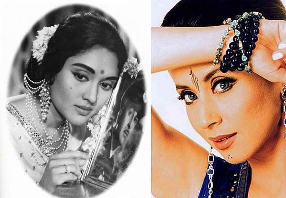 bollywood actress vaijayanti mala urmila matondkar