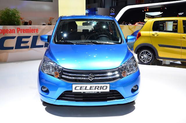 Suzuki Swift dan Suzuki Celerio Terbaru Siap Ramaikan PRJ 2015