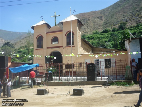Pueblo de Huacán, Ámbar