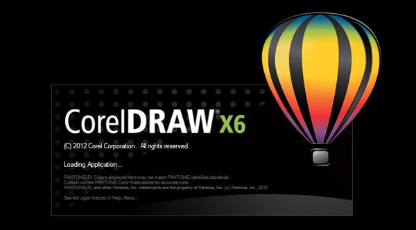 Tutorial de como instalar o Corel DRAW X6