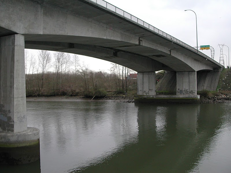 Bridge Of The Week Vancouver 39 S Bridges Knights Street Bridge