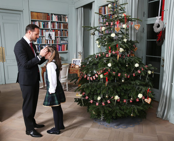Norway Royal Family Christmas Photo Session 2015