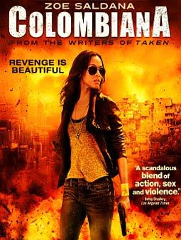 Filme Poster Em Busca de Vingança DVDRip XviD & RMVB Legendado