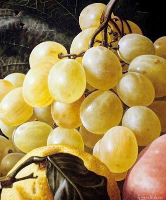 bodegon-con-uvas