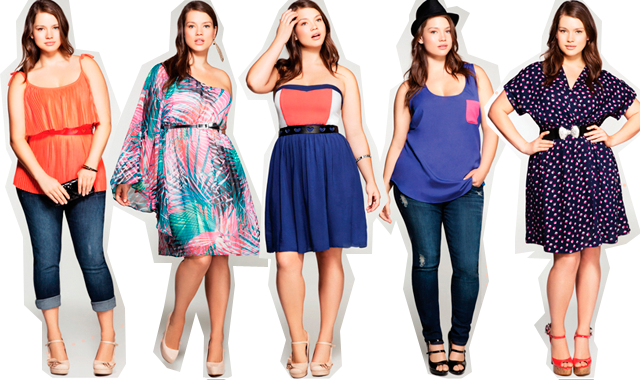 Plus Size Fashion Lookbook A few outfits from Torrid s I