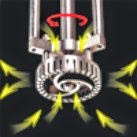 HOMOGEIZER HEAD