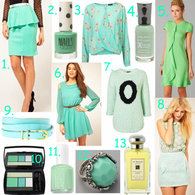 What Colors Go With Mint Green Dress Car Interior Design