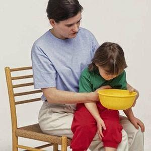 mual dan muntah pada anak
