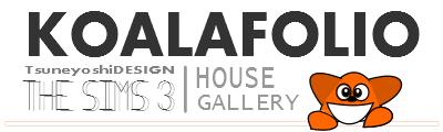 Koalafolio sims3 House