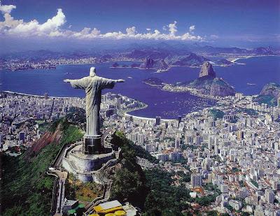 Cristo de Corcovado - Rio de Janeiro - que visitar