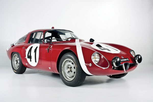 1964 Alfa Romeo TZ Coupe Seen On www.coolpicturegallery.us