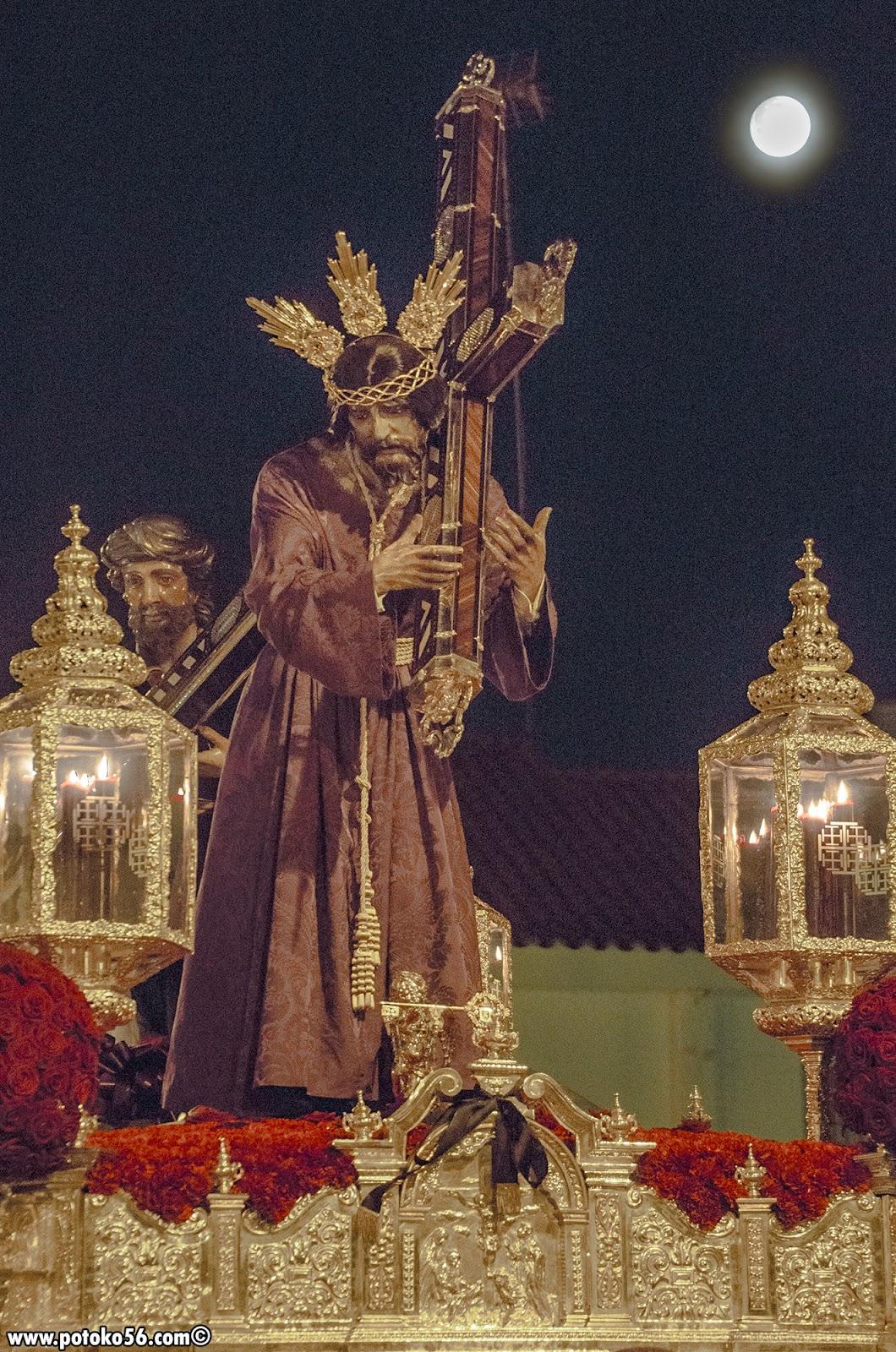 La Madrugá el Señor de Rota Semana Santa