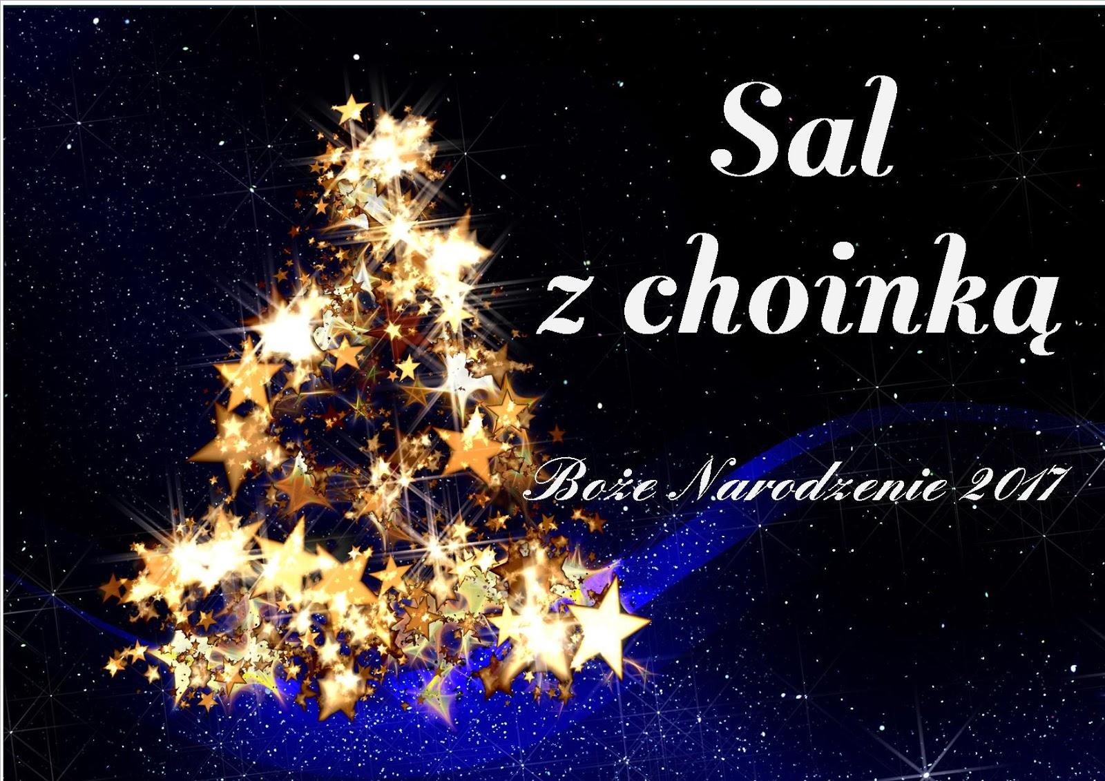 SAL z Choinką