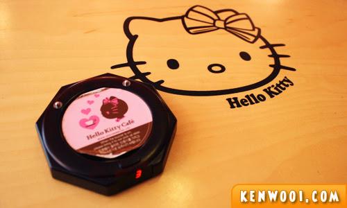 hello kitty buzzer