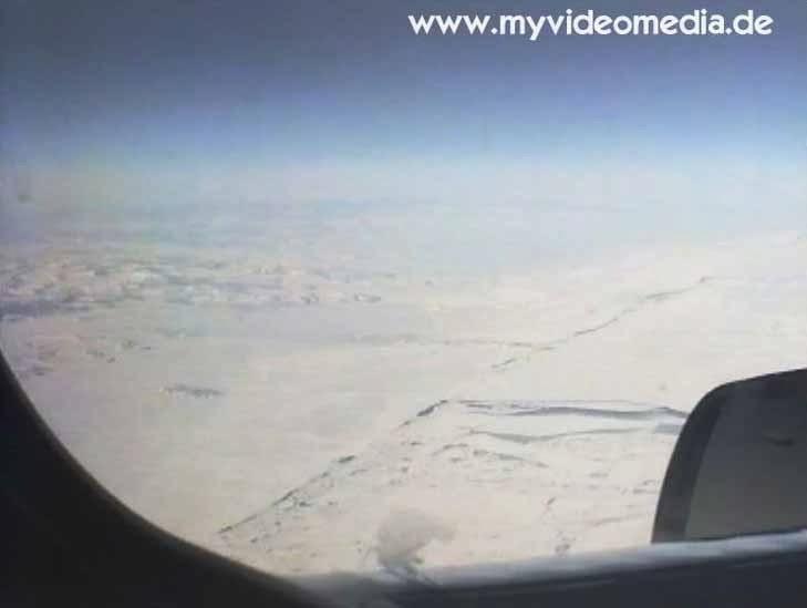 Flight over Labrador