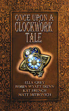 Get your copy of Once Upon a Clockwork Tale