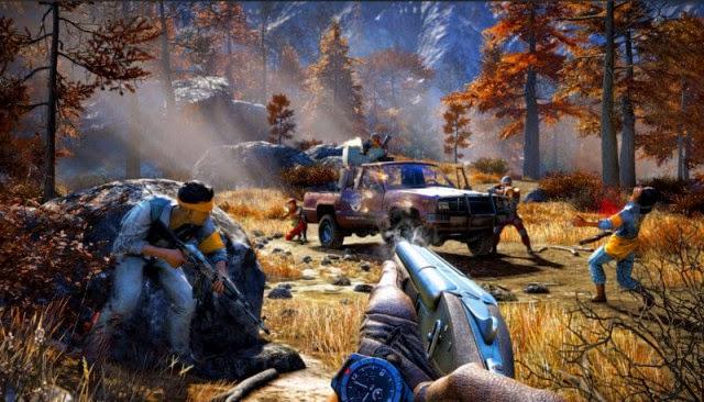 Far Cry Screenshot 3