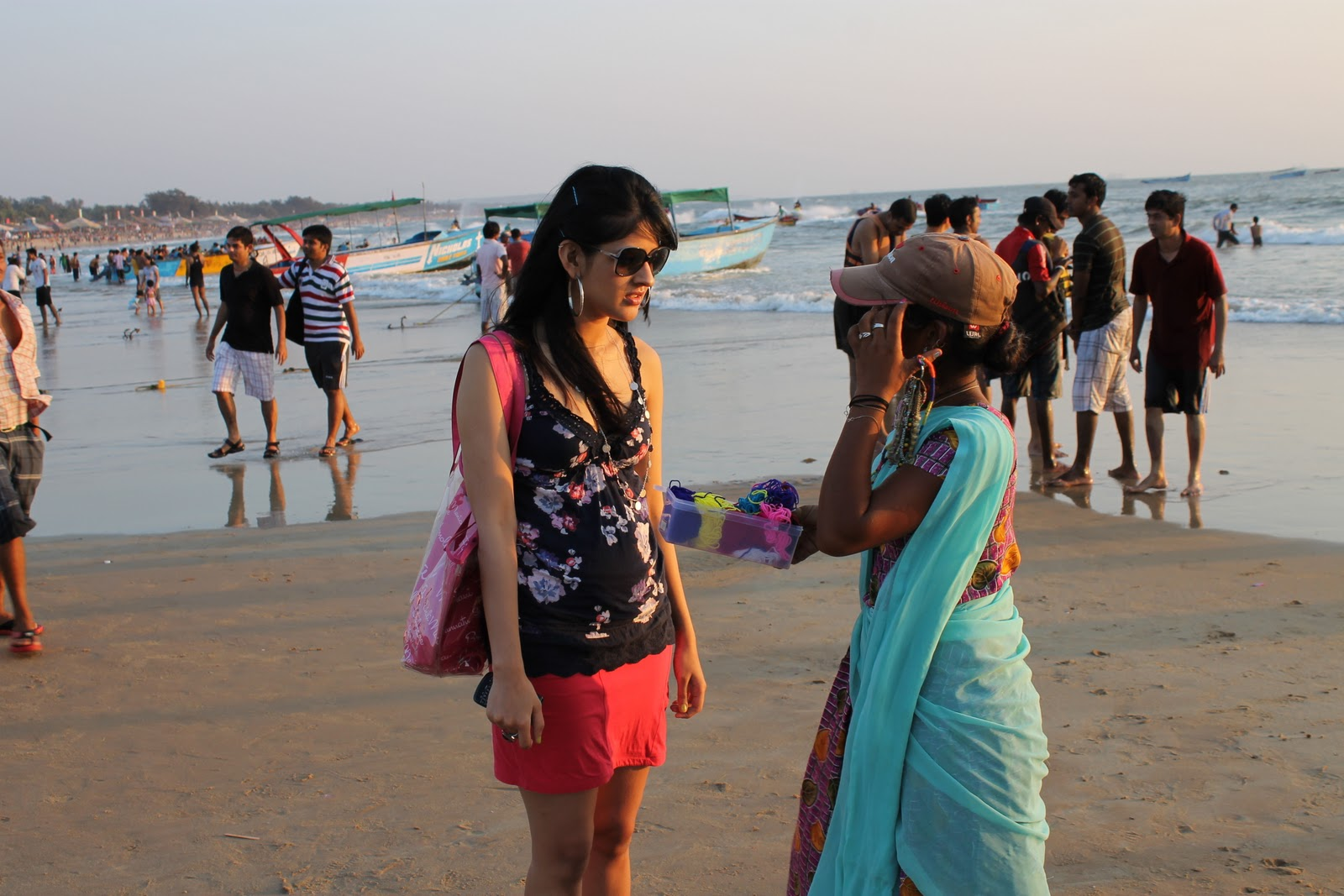 what to wear in goa january