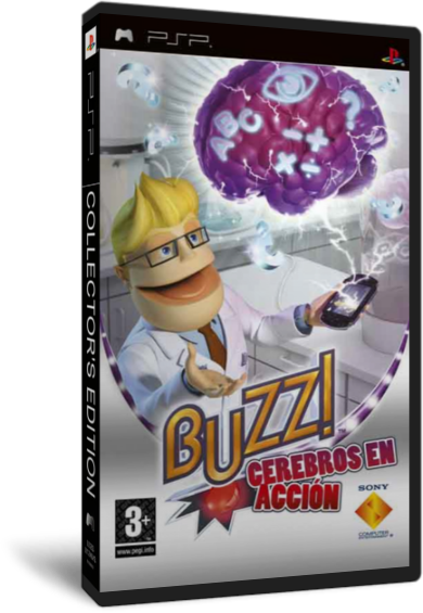 Buzz Cerebros en accion [Full] [Español] [PSP] [FS]